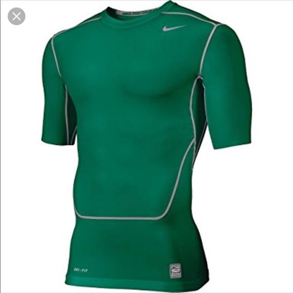 26b5fcefa Nike Shirts   Mens Pro Combat Compression Dri Fit Shirt   Poshmark